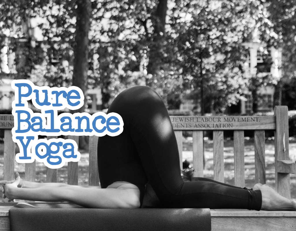 Welcome to Pure Balance Yoga in West London